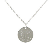 Monogram Classic Necklace