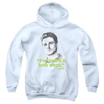 Psych - Both Ways Youth Pull Over Hoodie