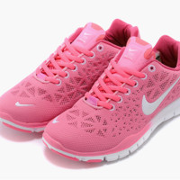 """NIKE"" Women's Trending Fashion Casual Pink Sports Shoes"