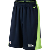 Seattle Seahawks Nike Fly XL 2.0 Performance Shorts – College Navy - http://www.shareasale.com/m-pr.cfm?merchantID=7124&userID=1042934&productID=547702357 / Seattle Seahawks