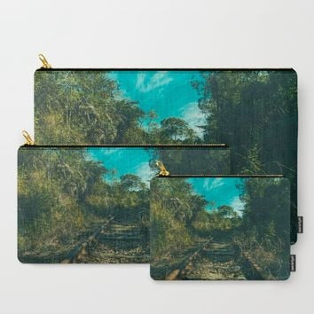 Abandoned Carry-All Pouch by Mixed Imagery