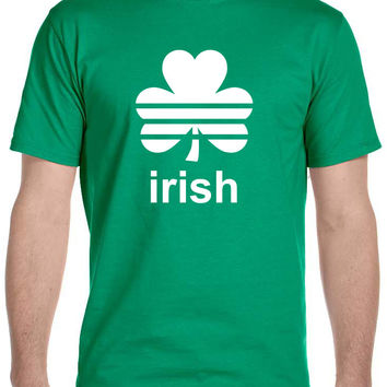 Irish Shamrock Clover, St Patrick's Day Ireland  T- Shirt