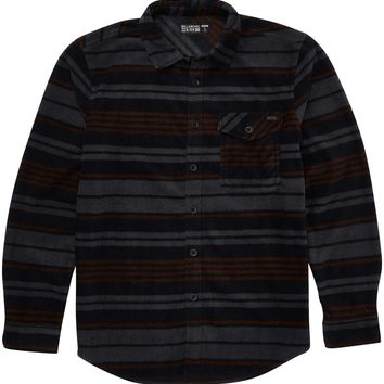 Furnace Flannel Polar Fleece Flannel Shirt