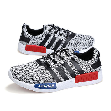 Hot Deal Comfort On Sale Professional Hot Sale Summer Shoes Casual Sneakers Men's Shoes Permeable Soft Jogging Shoes [4964914436]