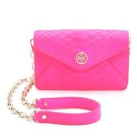 Tory Burch Neon Snake Cross Body Bag | SHOPBOP | Use Code: EXTRA25 for 25% Off Sale Items