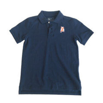 Alabama Youth Polo in Navy