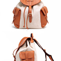 Classica Canvas Backpack