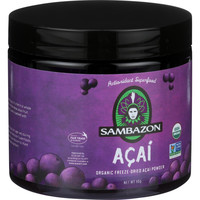 Sambazon Pure Acai Powder - Power Scoop - Anti Oxidant Superfood - 90 G