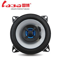 LABO 4-Inch 2-Way High-End Coaxial Classic Series Car Speakers - 2 PCS