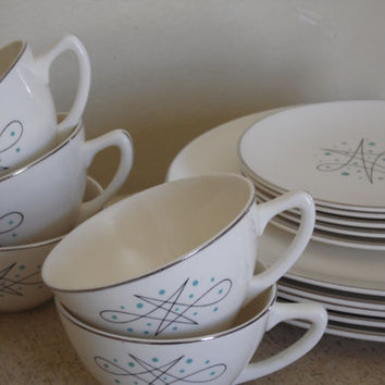 15 piece Knowles SIMPLICITY X-5014 dish set
