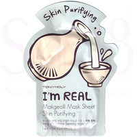 TonyMoly I'm Real Face Mask Sheet - Makgeolli