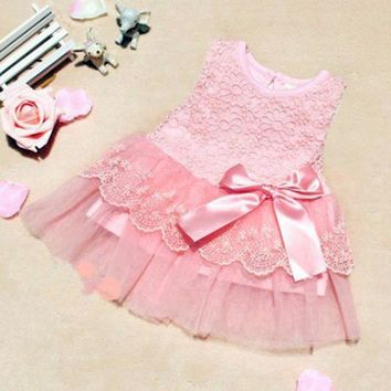 Toddler Girl Baptism Dress Baby Girl 1 Year Birthday Dresses For Girls Kids Wedding Party Wear Newborn Baby Christening Gowns In