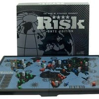 Risk Onyx Edition The Game of Strategic Conquest