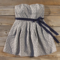 Midnight Flurries Dress