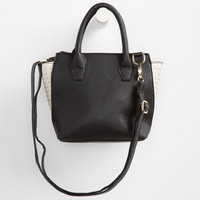 Two Tone Mini Bag Black One Size For Women 25121510001