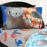 How To Train Your Dragon 2 Twin Sheet Set - Walmart.com
