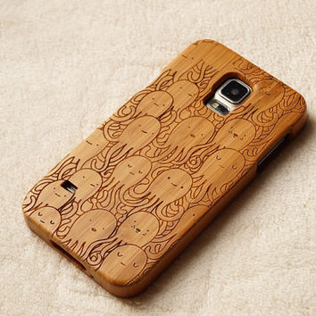 wood samsung galaxy Note4 case galaxy s6/s5/s4 wood case samsung galaxy note2/note3/note4 case wood iPhone 6 iPhone 5 case wooden case