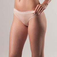 Everyday Pima Cotton Thong