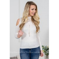 Everyday White Basic Top