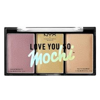 NYX Professional Makeup | Love You So Mochi Highlighting Palette