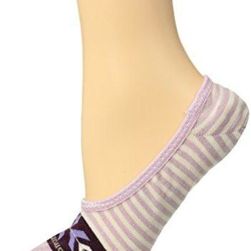 SmartWool Womens Ouray Arrow Hide and Seek No Show Socks  Past Season