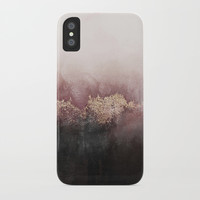 Pink Sky iPhone Case by Elisabeth Fredriksson