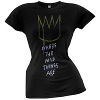 Where The Wild Things Are - Crown Juniors T-Shirt
