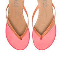 Sandal in Nudeberry