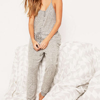 Out From Under Very Cosy Jumpsuit - Urban Outfitters