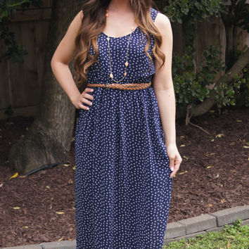 Beautiful Beaux Maxi Dress