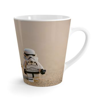 LEGO STORMTROOPER WALKING | LATTE MUG 12oz