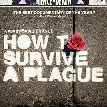 Peter Staley & Larry Kramer & David France-How to Survive a Plague