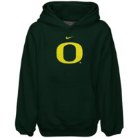 Nike Oregon Ducks Preschool Green Classic Logo Pullover Hoodie Sweatshirt - http://www.shareasale.com/m-pr.cfm?merchantID=7124&userID=1042934&productID=528452681 / Oregon Ducks