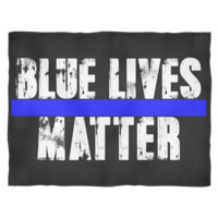 BLUE LIVES MATTER - AVAILABLE IN SMALL, MEDIUM AND LARGE