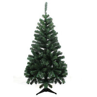 4 ft Artificial Christmas Tree PVC Pine w/ Stand Holiday Indoor Outdoor Decor
