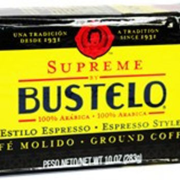 CAFE BUSTELO COFFEES