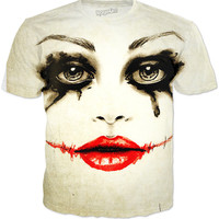 Harley Quinn Make Up T-shirt