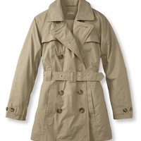 Convertible Waterproof Trench Coat: Rain Jackets | Free Shipping at L.L.Bean