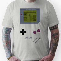 Pokemon Yellow Game Boy Unisex T-Shirt