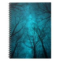 Stars Can't Shine Without Darkness Notebook