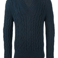 Tom Ford cable knit sweater