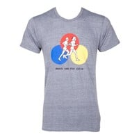 We Have The Facts and We're Voting Yes Slim Fit T-Shirt - Apparel