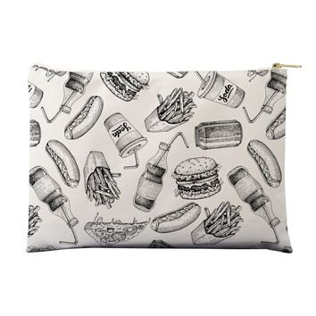 Fast Food Stop Pouch