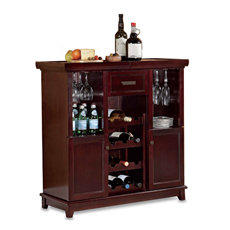 Tuscan Expandable Wine Bar From Bed Bath Amp Beyond Someday