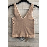 Easy Day Top- Blush
