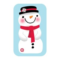 Snowman GiftCard