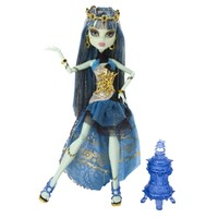 MONSTER HIGH® 13 WISHES™ HAUNT THE CASBAH™ FRANKIE STEIN® Doll - Shop.Mattel.com