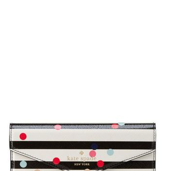 kate spade new york confetti iPhone 7 wristlet | Nordstrom