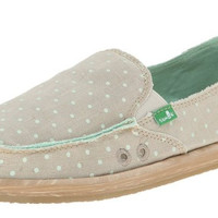 Hot Dotty Mint Dots Sidewalk Surfers