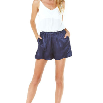 Bronte Shorts - Midnight